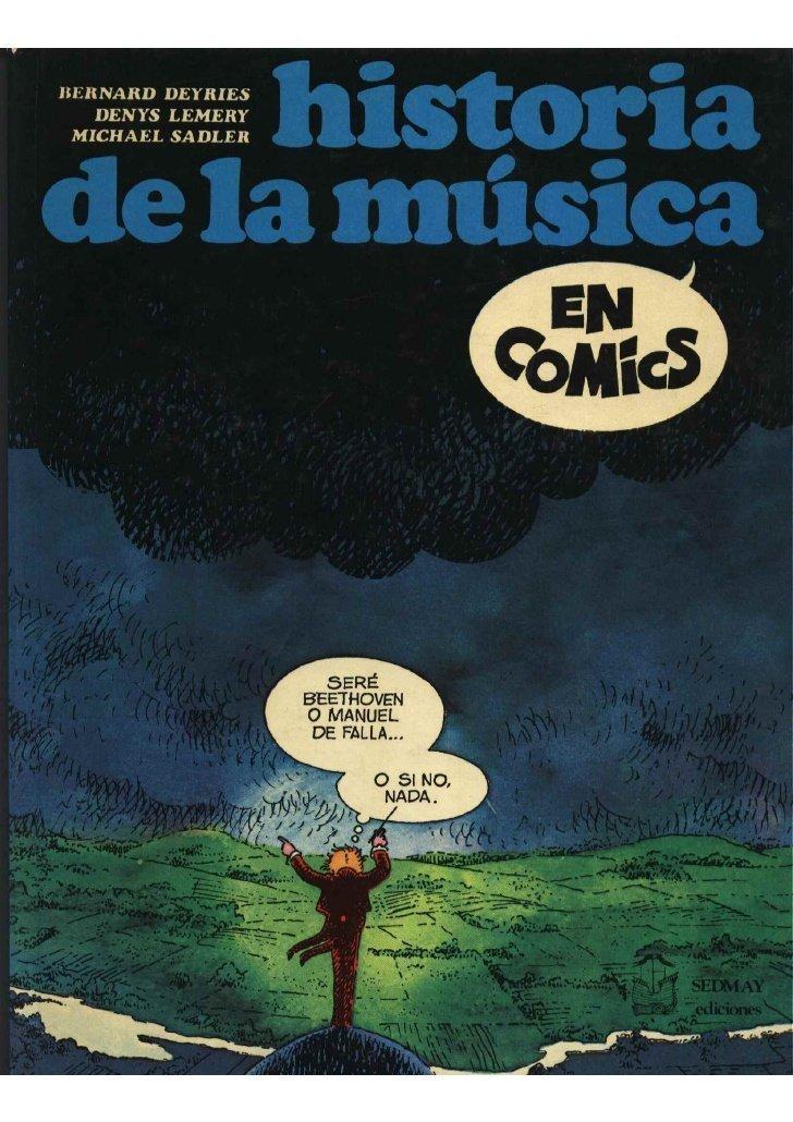 historia de la musica en comi 1