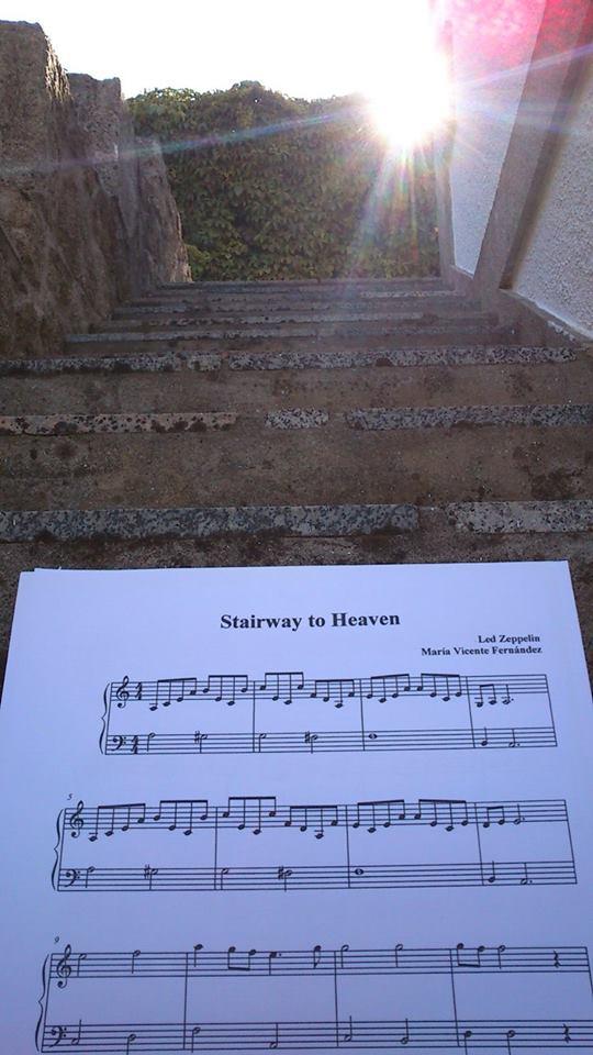 Partitura Stairway to Heaven