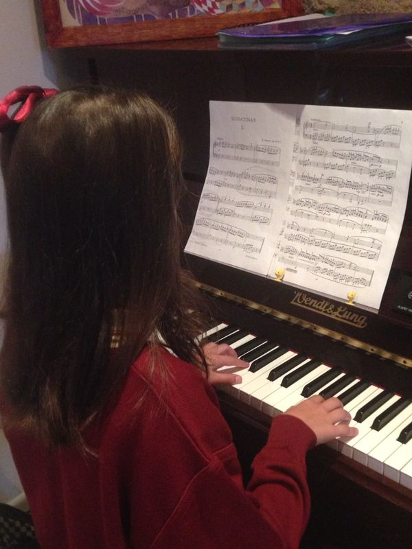 C - Piano