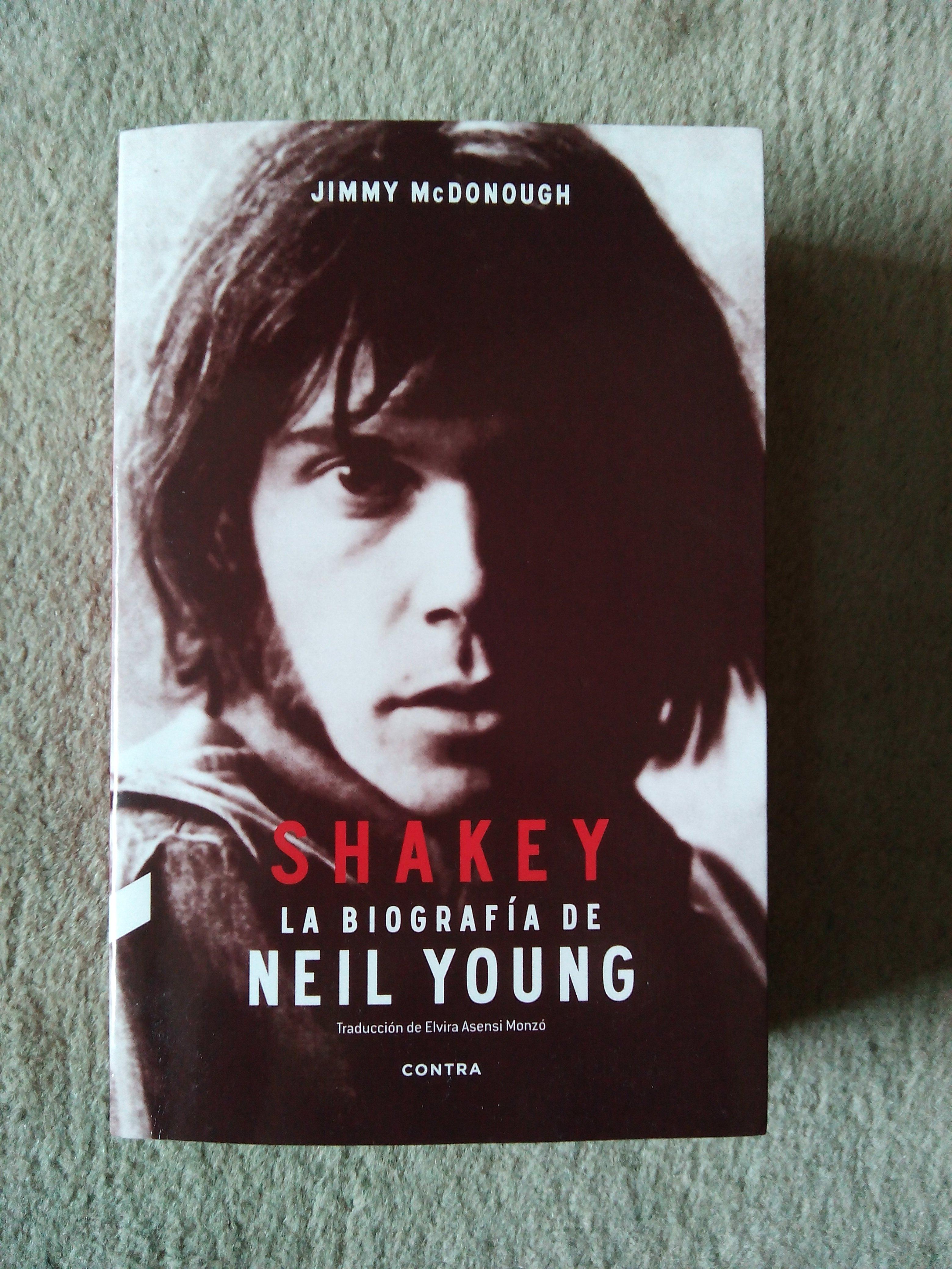 Biografía Neil Young