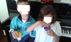 Laura y Alonso - globos blog