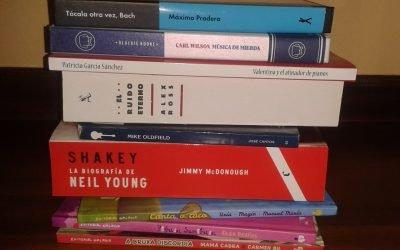 14 libros de música recomendados para todos los gustos y edades