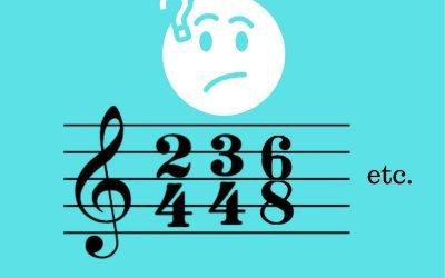 ¿Qué es un compás musical y cómo se clasifican?