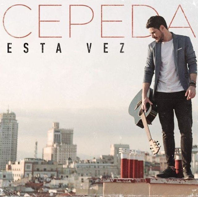«Esta vez», de Cepeda: partitura de piano