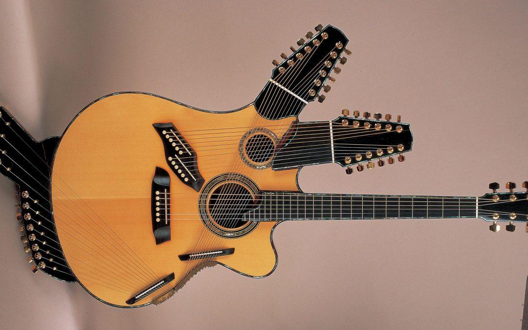 7 instrumentos musicales curiosos