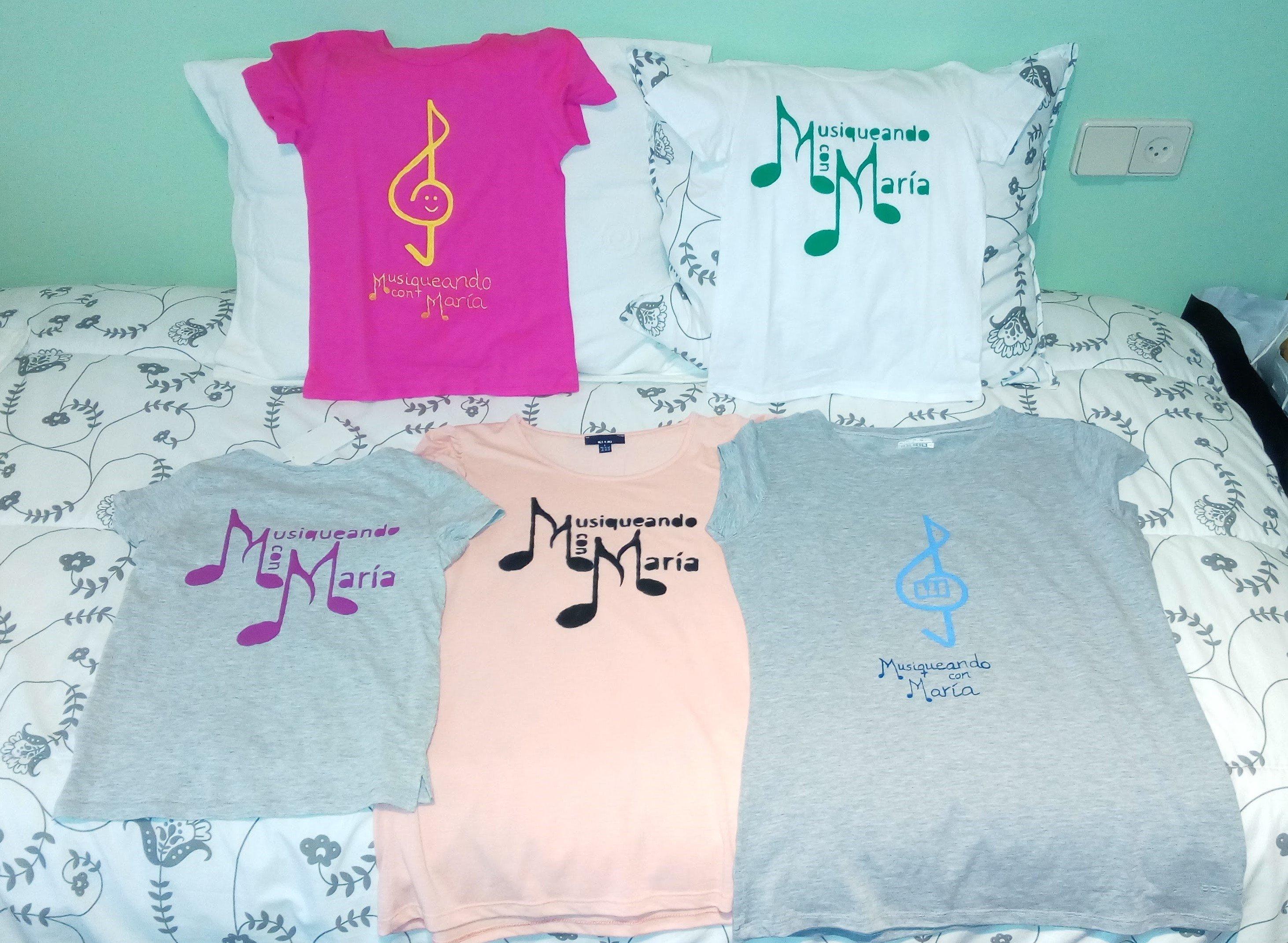 Camisetas McM