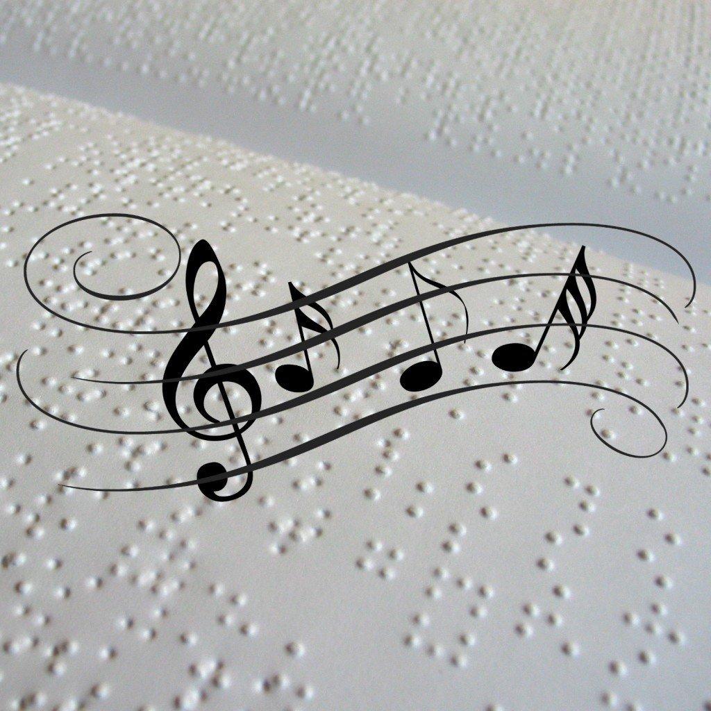 Musicografía braille