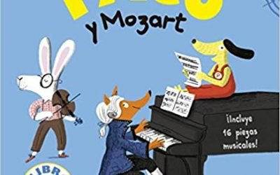 Ruidos y sonidos con el libro «Paco y Mozart»