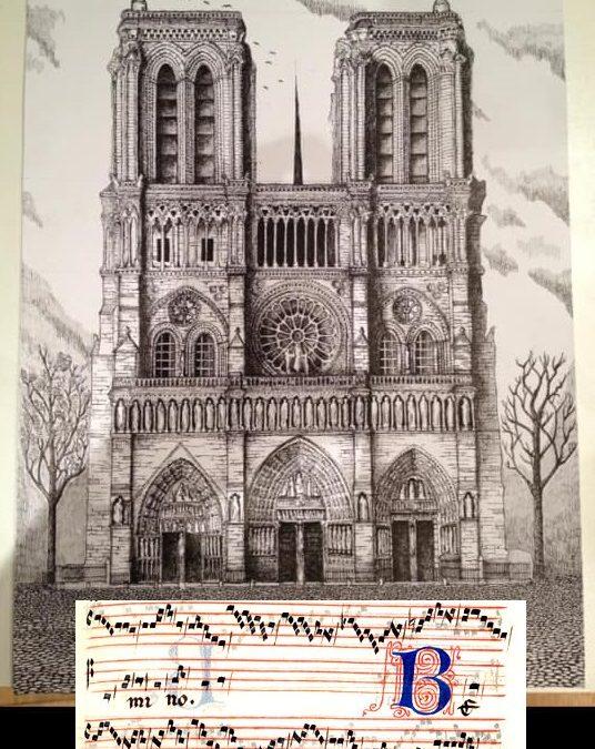 Escuela de Notre Dame, la cuna de la polifonía vocal