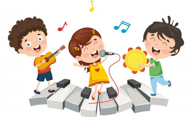 Canciones infantiles en homenaje a todos los niños y niñas