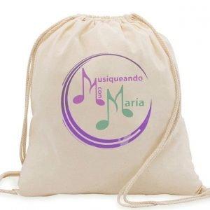 Mochila Musiqueando con María