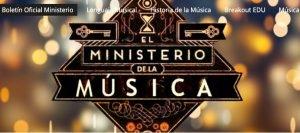 el ministerio de la musica